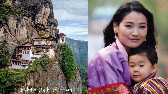 Fakta Unik Bhutan
