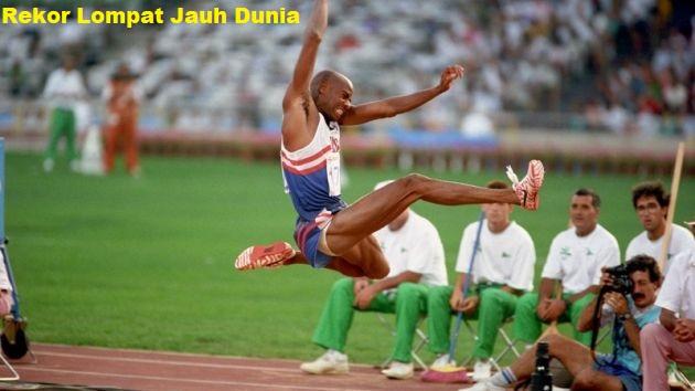 Rekor Lompat Jauh Dunia