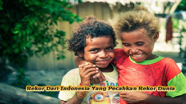 Negara Dunia Dengan Jumlah Suku Daerah Terbanyak Sebagai Rekor Dari Indonesia