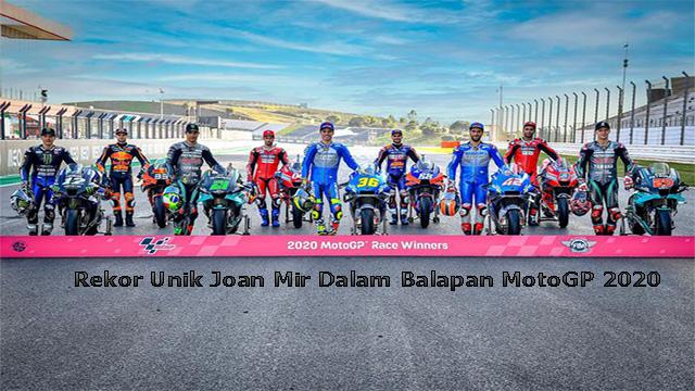 Balapan MotoGP 2020