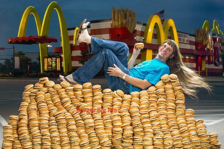 Burger Big Mac